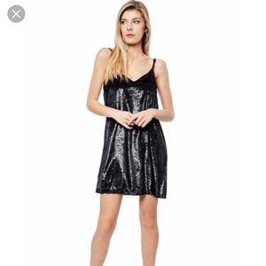 Tinsel Slip Dress